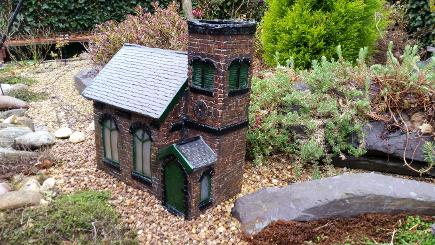 DKL Garden Railway Buildings